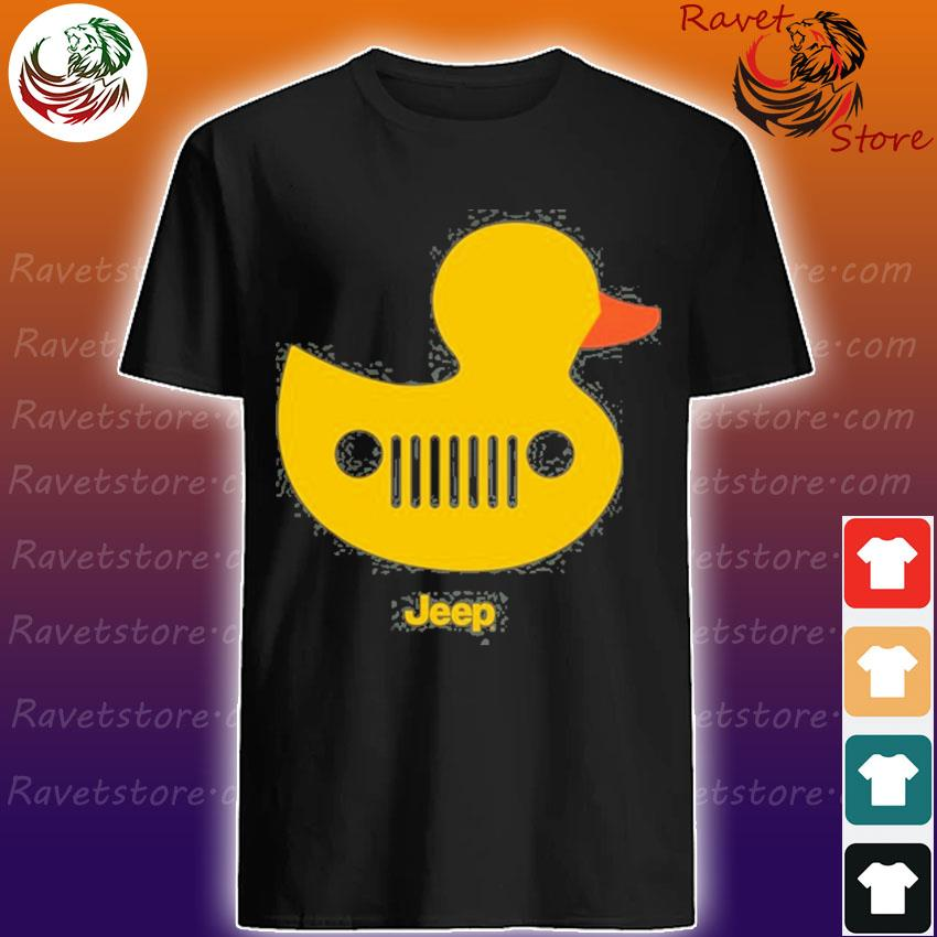 Duck duck jeep grille shirt