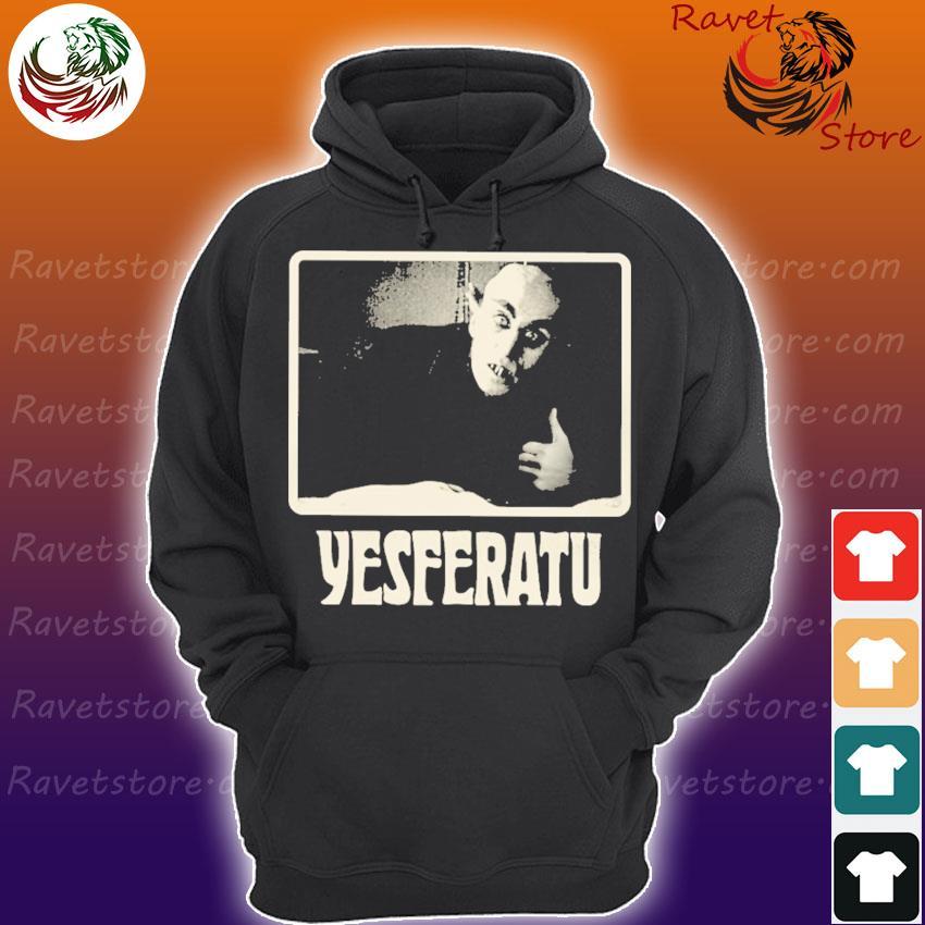 Official Yesferatu Shirt Hoodie