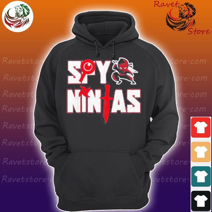Spy Gaming Ninjas Tee Game Wild With Clay Shirt Hoodie