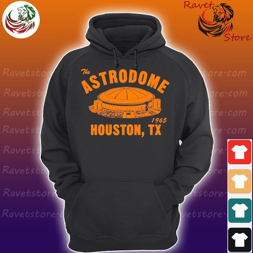 The Astrodome Houston TX 1965 Hoodie