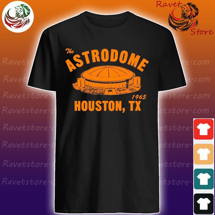 The Astrodome Houston TX 1965 shirt