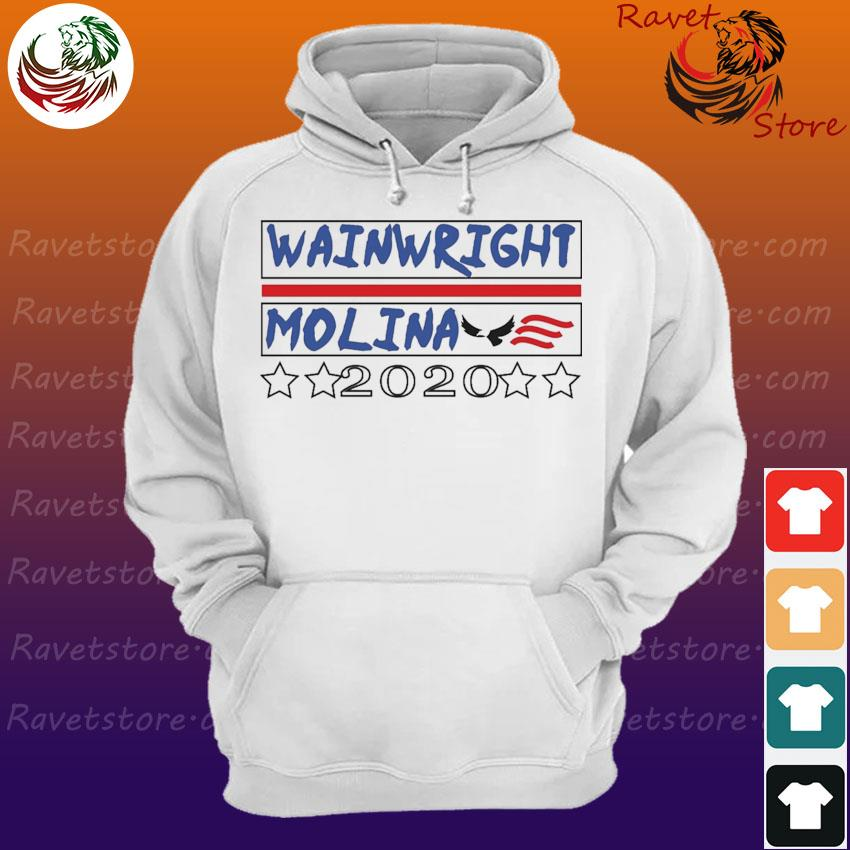 Official Wainwright Molina 2020 s Hoodie
