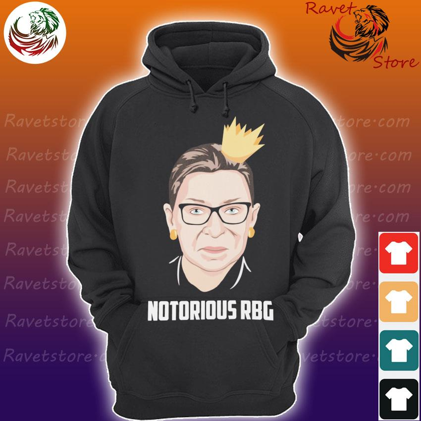 Ruth Bader Ginsburg notorious s Hoodie