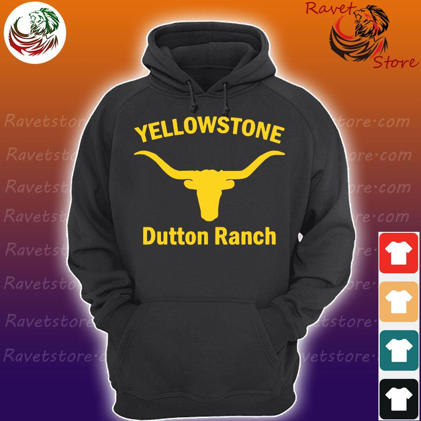 Yellowstone Dutton Ranch s Hoodie