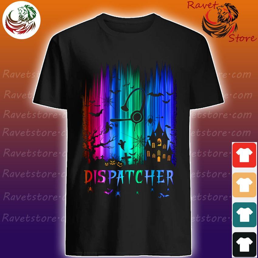 Dispatcher Night Halloween shirt