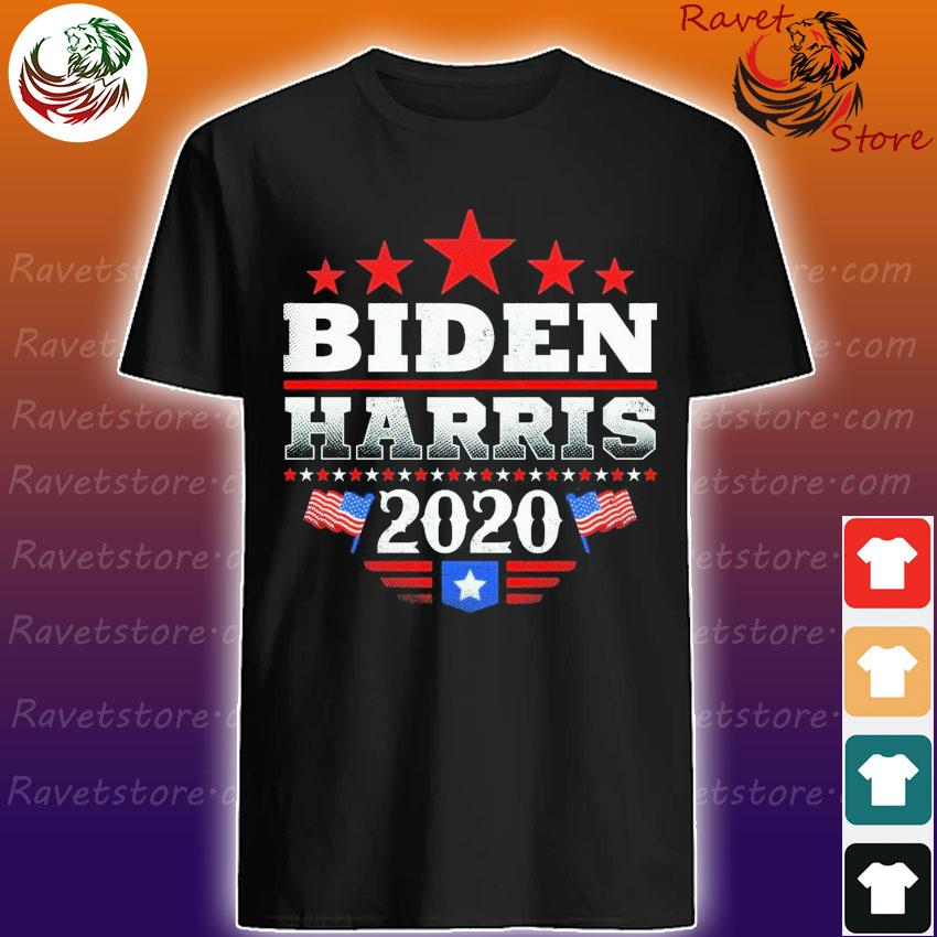 Kamala Harris 2020 Vote For Biden And Harris 2020 shirt