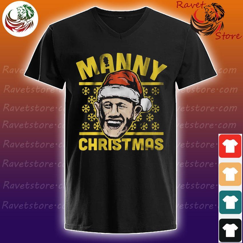 Manny ugly Christmas s V-Neck