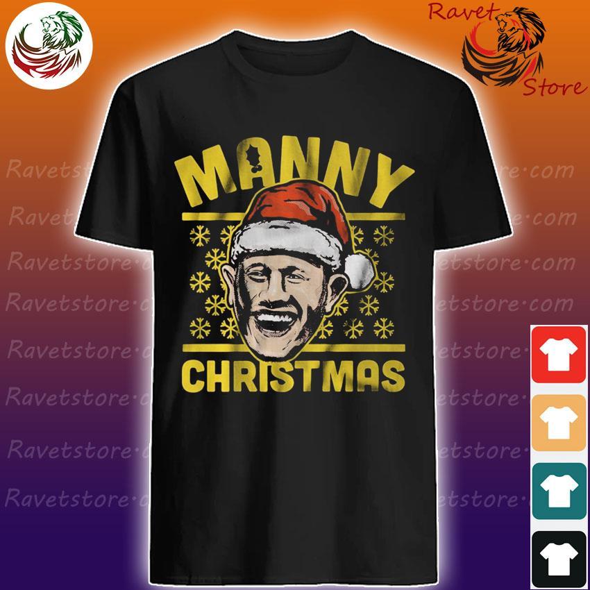 Manny ugly Christmas shirt