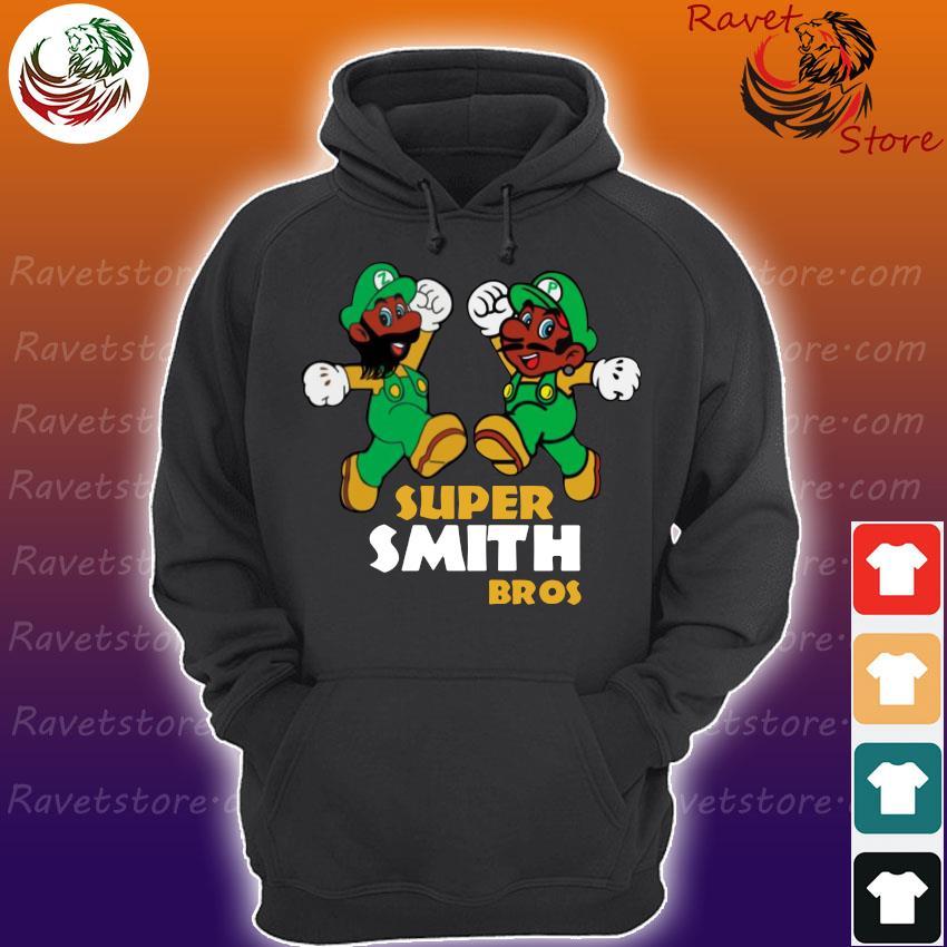 Official Super Mario Super smith bros s Hoodie