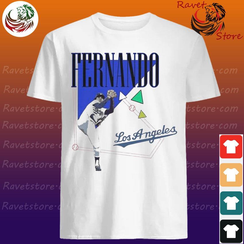 Retro Fernando Los Angeles Dodger shirt