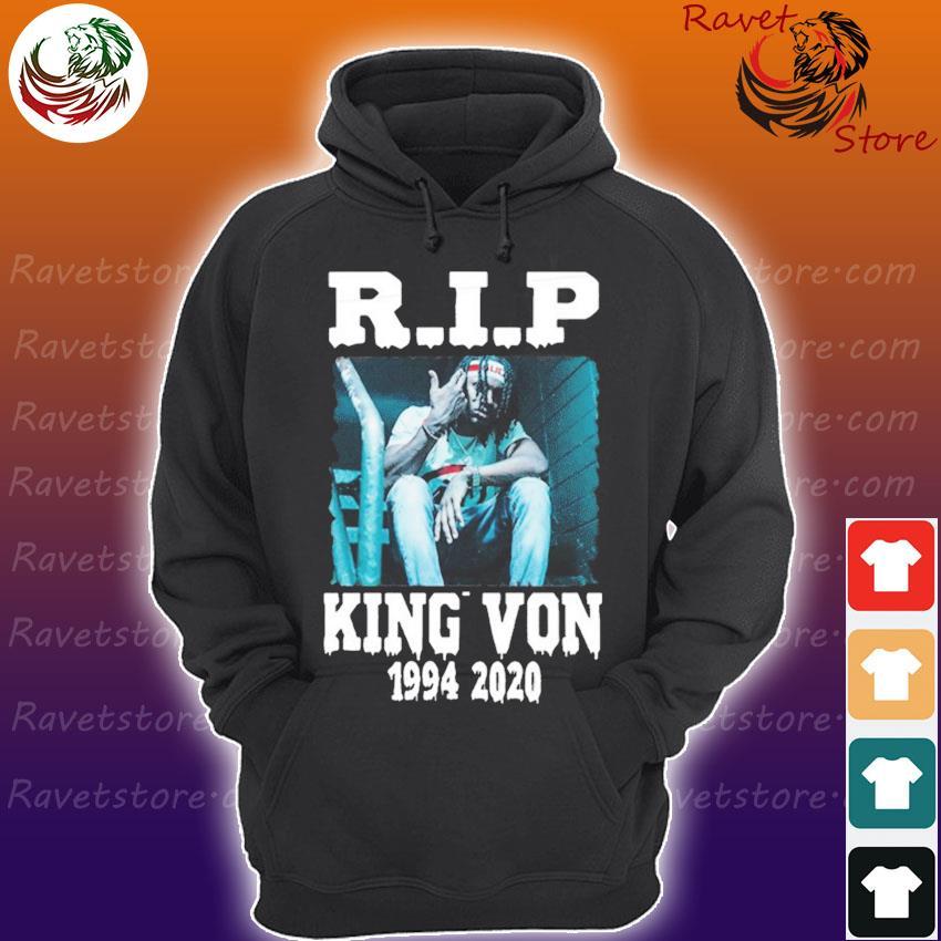Rip King Von 1994-2020 s Hoodie