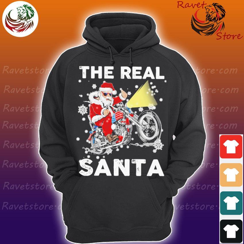 The real Santa Christmas sweats Hoodie