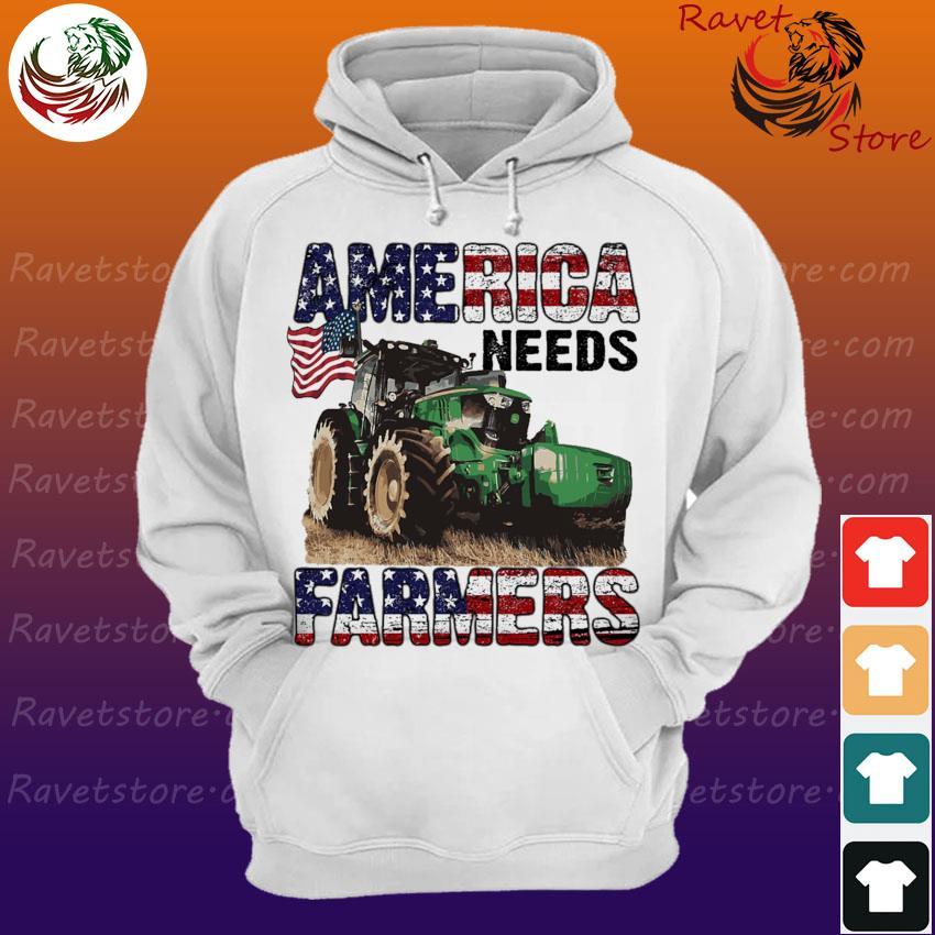 Tractor America needs Farmers s Hoodie