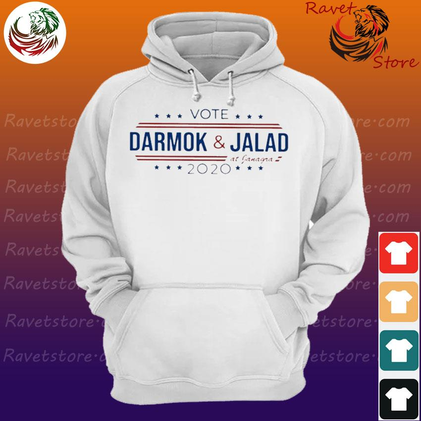 Vote Darmok And Jalad At Tanagra 2020 s Hoodie